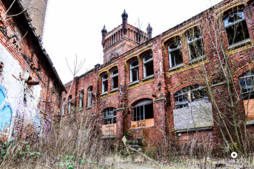 Lost Place Leipzig Plagwitz